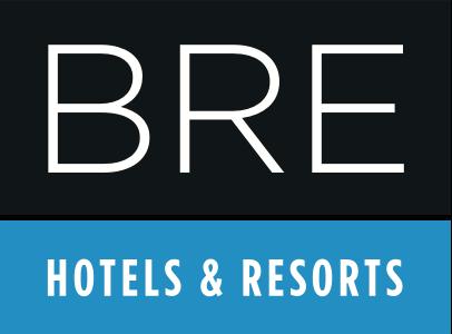 BRE Hotels & Resorts Logo